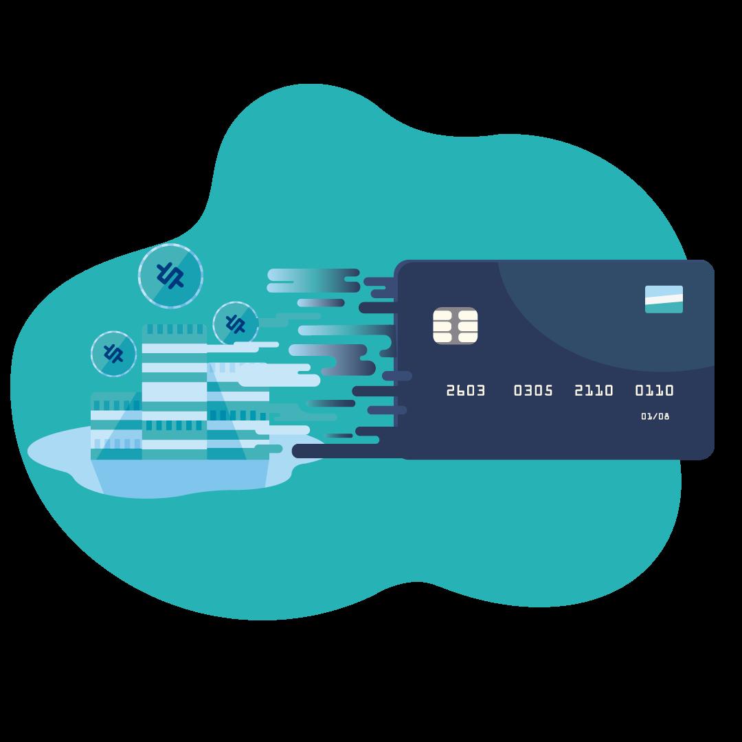 El Dinero Electrónico ilustración png