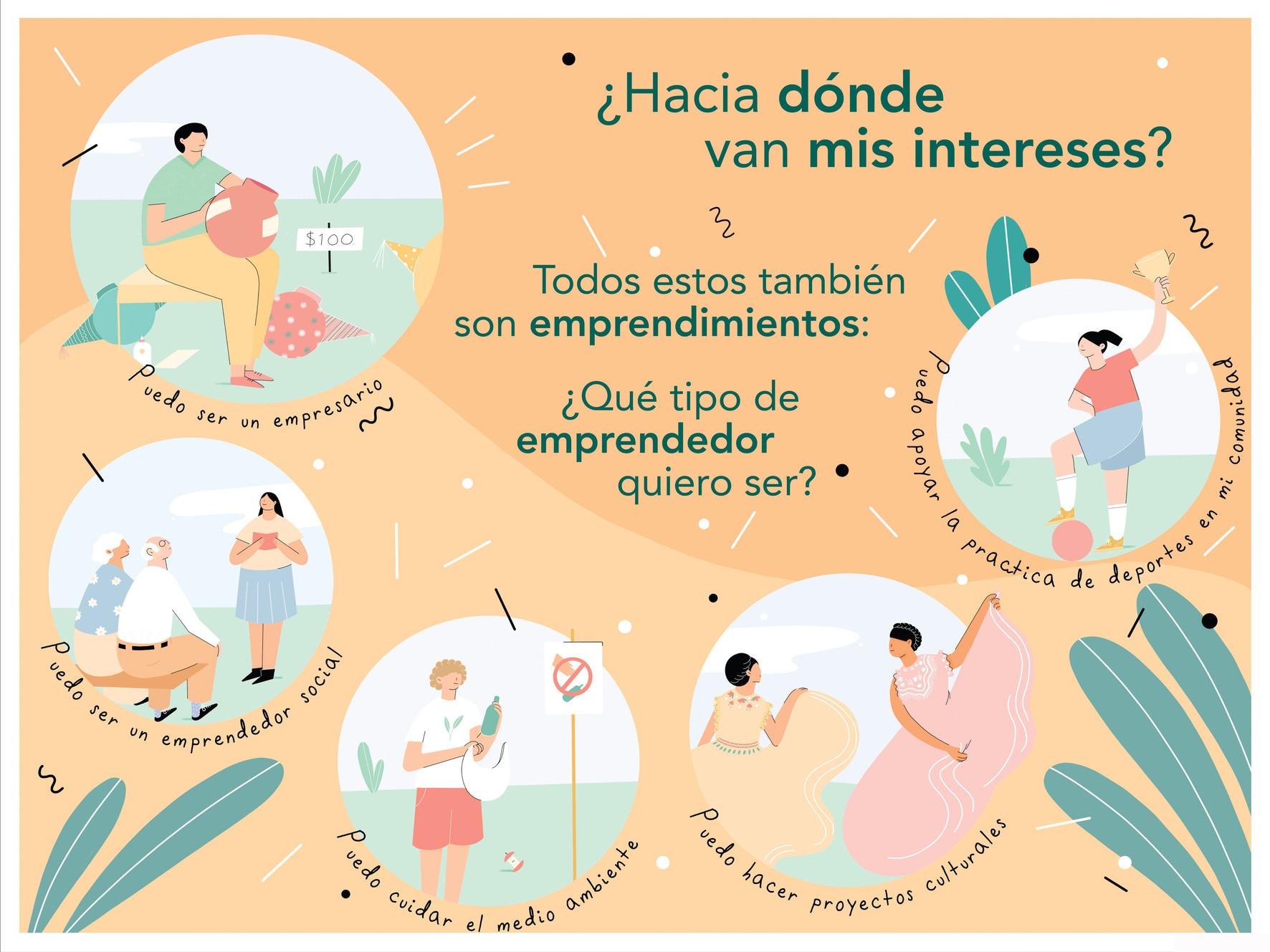 INFOGRAFIAS ENMARCADAS